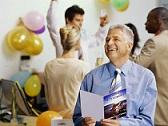 nyugdíjazási ünnepség